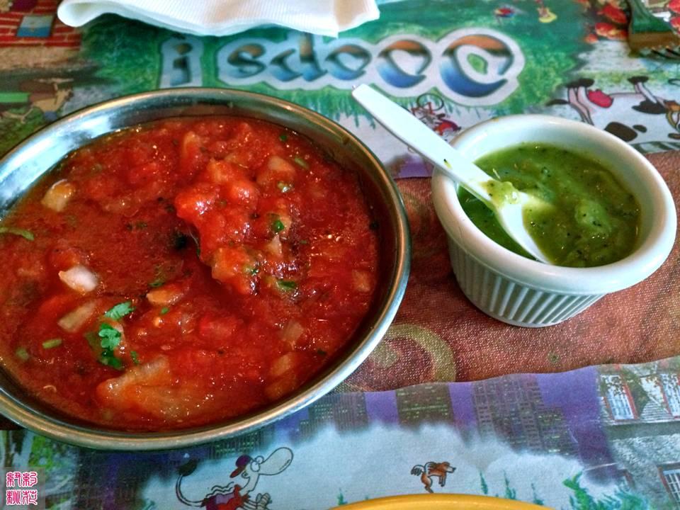 大餐小吃, 墨西哥家常菜也吹艺术风_图1-7