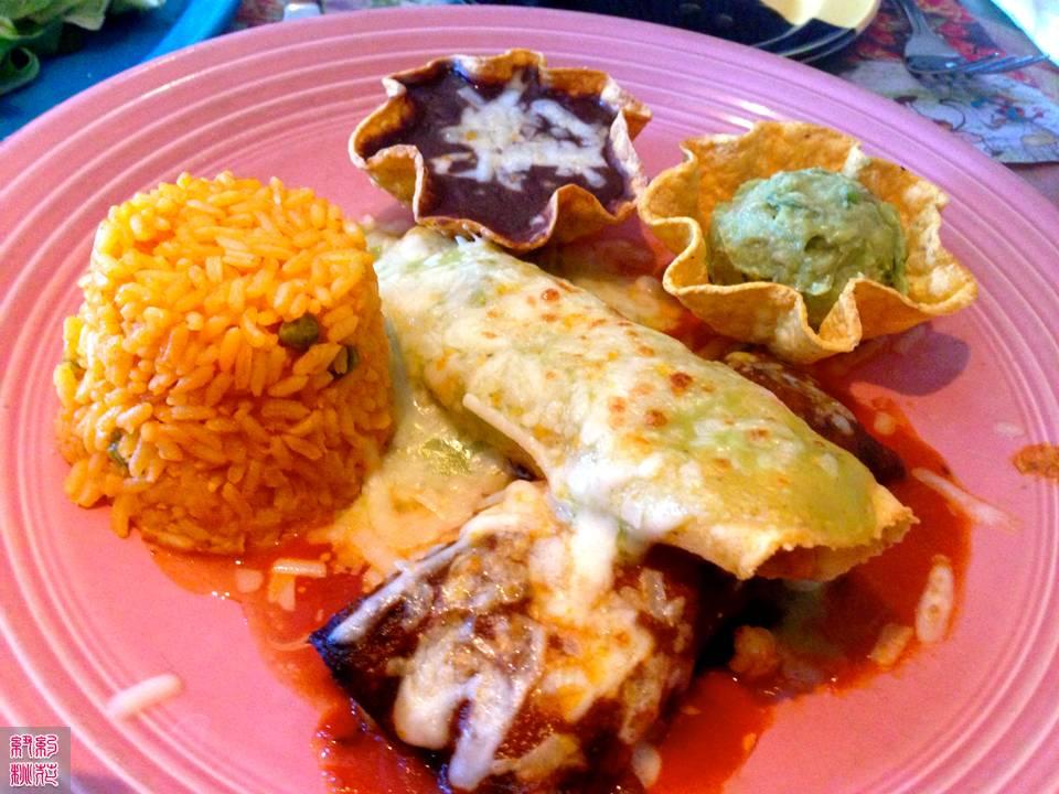 大餐小吃, 墨西哥家常菜也吹艺术风_图1-12