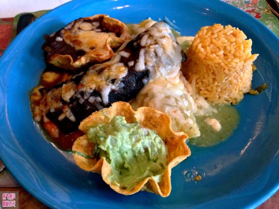 大餐小吃, 墨西哥家常菜也吹艺术风_图1-14