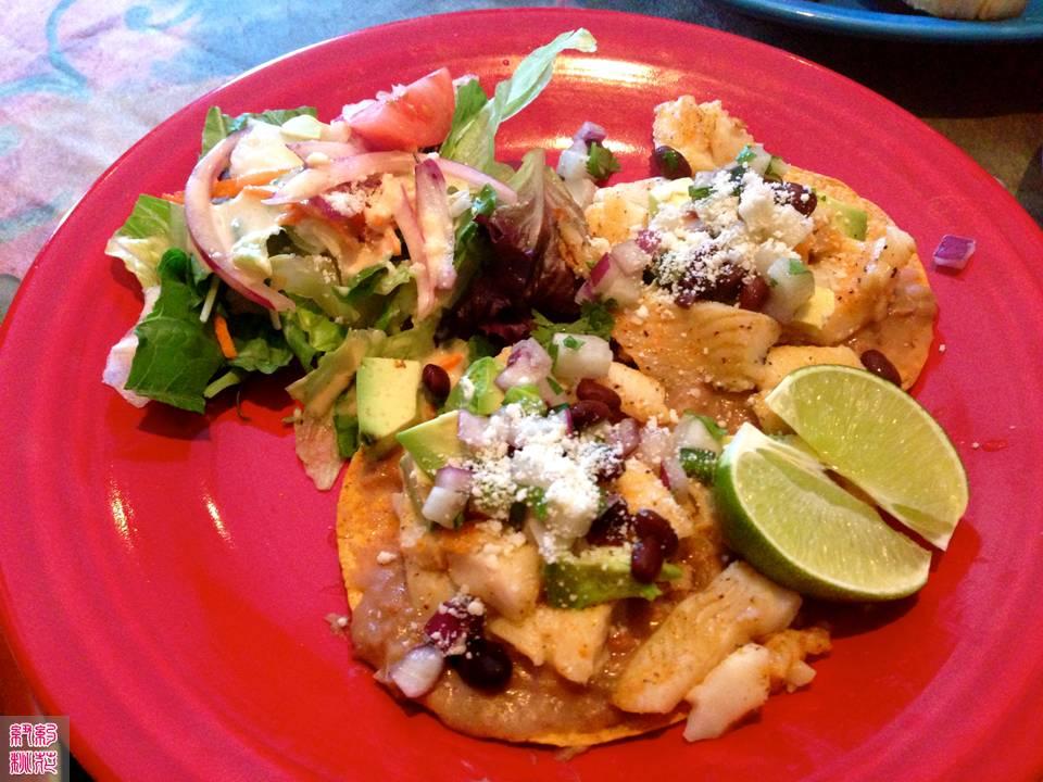 大餐小吃, 墨西哥家常菜也吹艺术风_图1-13