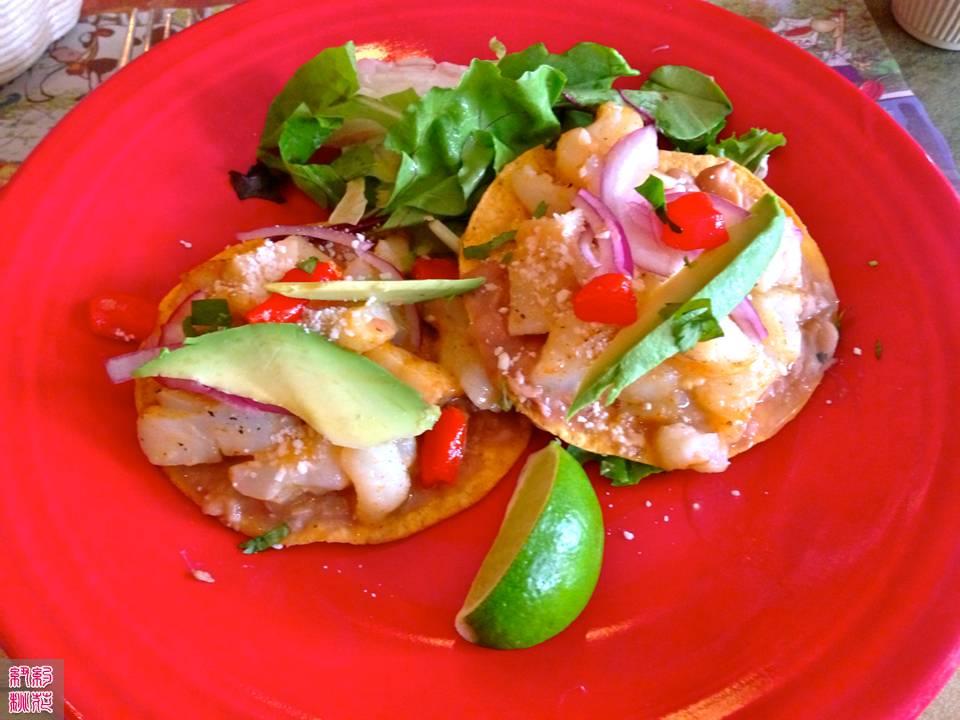 大餐小吃, 墨西哥家常菜也吹艺术风_图1-15