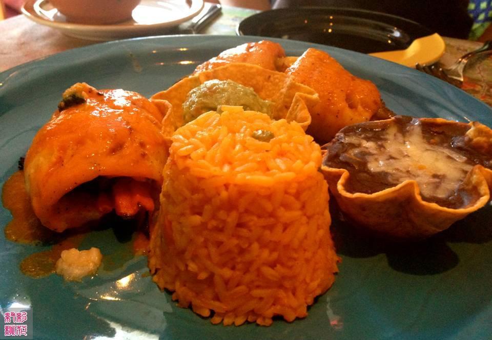 大餐小吃, 墨西哥家常菜也吹艺术风_图1-17