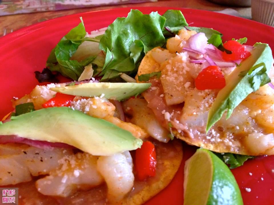 大餐小吃, 墨西哥家常菜也吹艺术风_图1-16