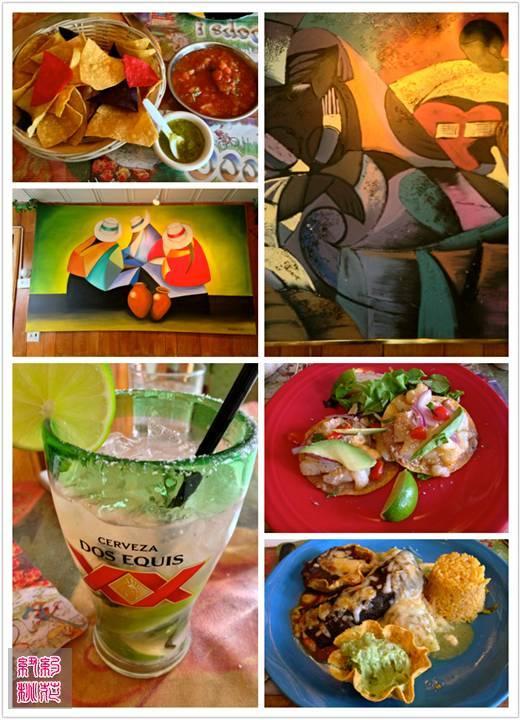 大餐小吃, 墨西哥家常菜也吹艺术风_图1-18