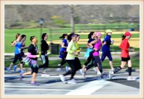 【star8拍攝】4月14日纽约马拉松跑