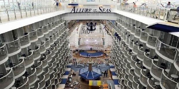 【原创】女儿的留学生活-----春假乘邮轮远航加勒比_图1-99