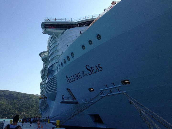 【原创】女儿的留学生活-----春假乘邮轮远航加勒比_图1-39