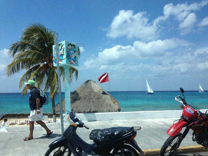 【原创】女儿的留学生活-----春假乘邮轮远航加勒比_图1-69