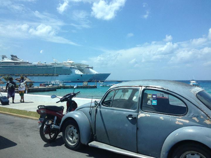 【原创】女儿的留学生活-----春假乘邮轮远航加勒比_图1-70