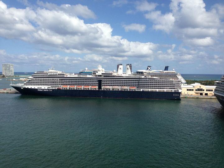 【原创】女儿的留学生活-----春假乘邮轮远航加勒比_图1-13