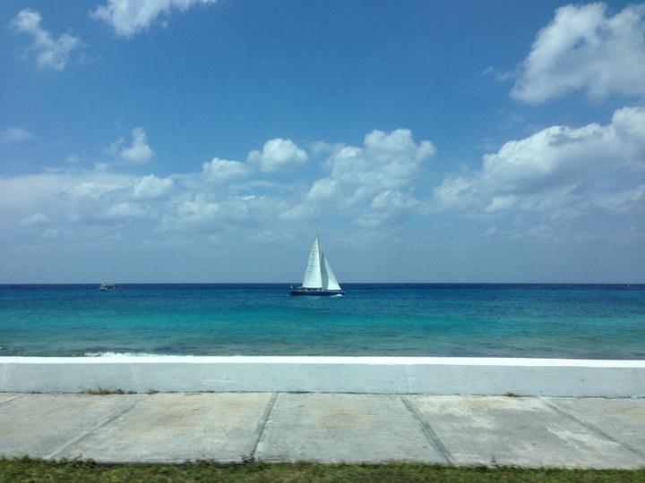 【原创】女儿的留学生活-----春假乘邮轮远航加勒比_图1-67