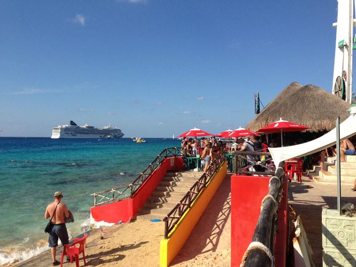 【原创】女儿的留学生活-----春假乘邮轮远航加勒比_图1-93