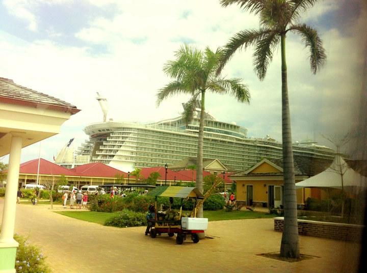 【原创】女儿的留学生活-----春假乘邮轮远航加勒比_图1-44