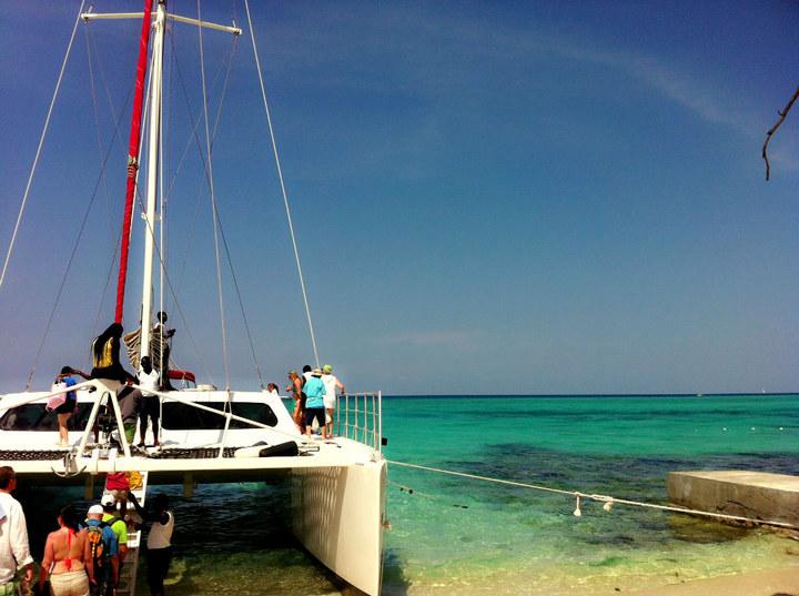 【原创】女儿的留学生活-----春假乘邮轮远航加勒比_图1-48