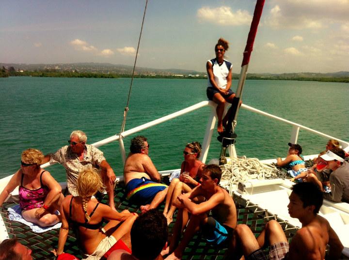【原创】女儿的留学生活-----春假乘邮轮远航加勒比_图1-56
