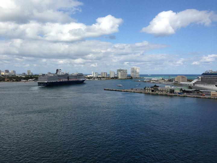 【原创】女儿的留学生活-----春假乘邮轮远航加勒比_图1-16