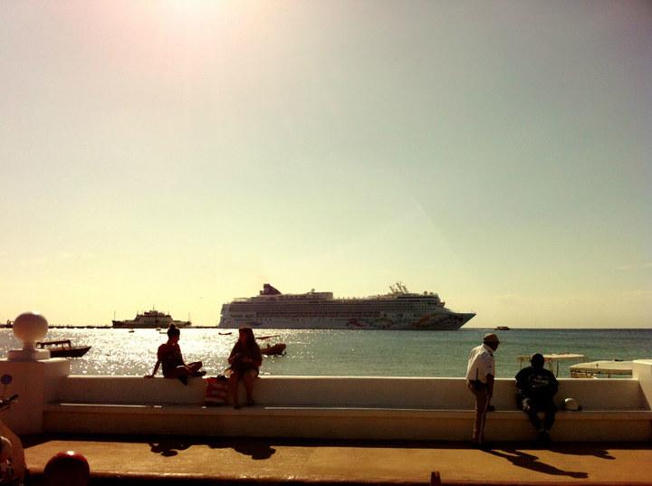 【原创】女儿的留学生活-----春假乘邮轮远航加勒比_图1-86