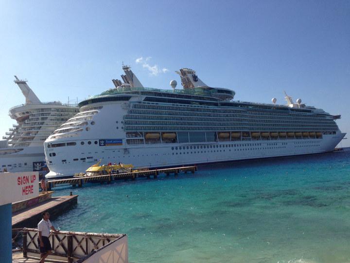 【原创】女儿的留学生活-----春假乘邮轮远航加勒比_图1-76