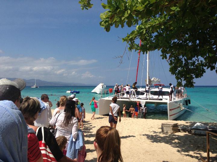 【原创】女儿的留学生活-----春假乘邮轮远航加勒比_图1-47