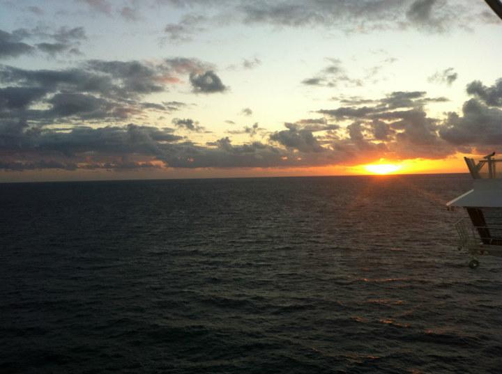 【原创】女儿的留学生活-----春假乘邮轮远航加勒比_图1-27