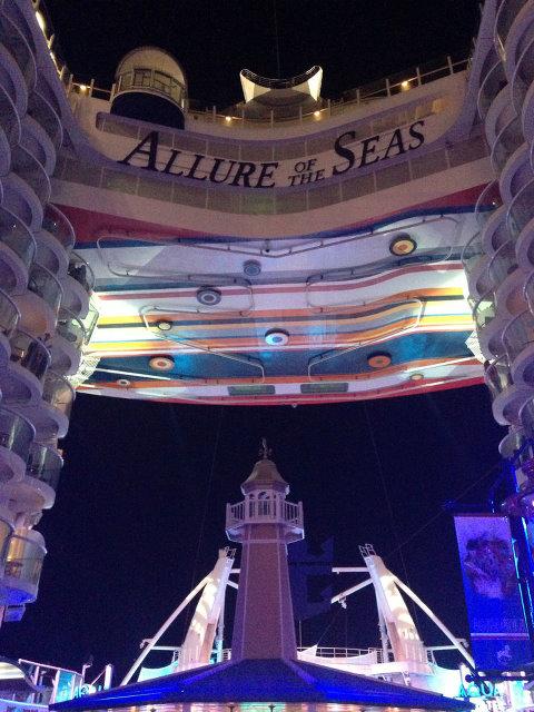【原创】女儿的留学生活-----春假乘邮轮远航加勒比_图1-26