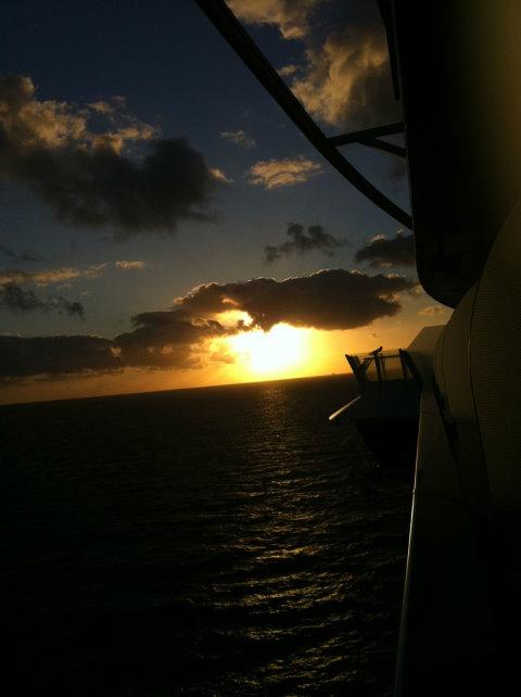 【原创】女儿的留学生活-----春假乘邮轮远航加勒比_图1-29