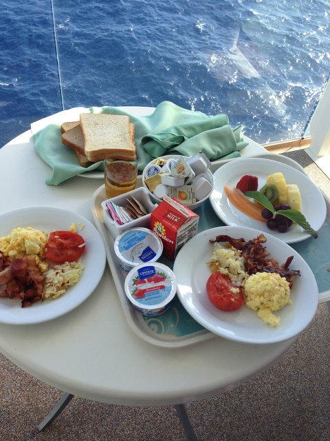 【原创】女儿的留学生活-----春假乘邮轮远航加勒比_图1-31