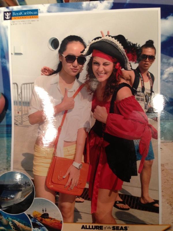【原创】女儿的留学生活-----春假乘邮轮远航加勒比_图1-105