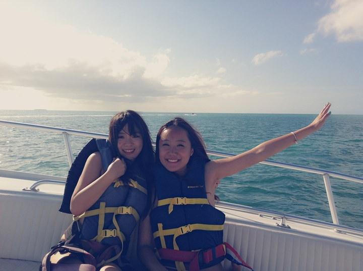 【原创】女儿的留学生活-----春假乘邮轮远航加勒比_图1-108