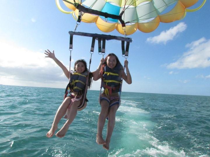 【原创】女儿的留学生活-----春假乘邮轮远航加勒比_图1-110