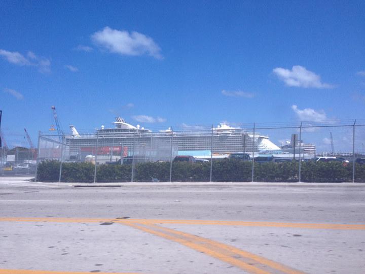 【原创】女儿的留学生活-----春假乘邮轮远航加勒比_图1-11