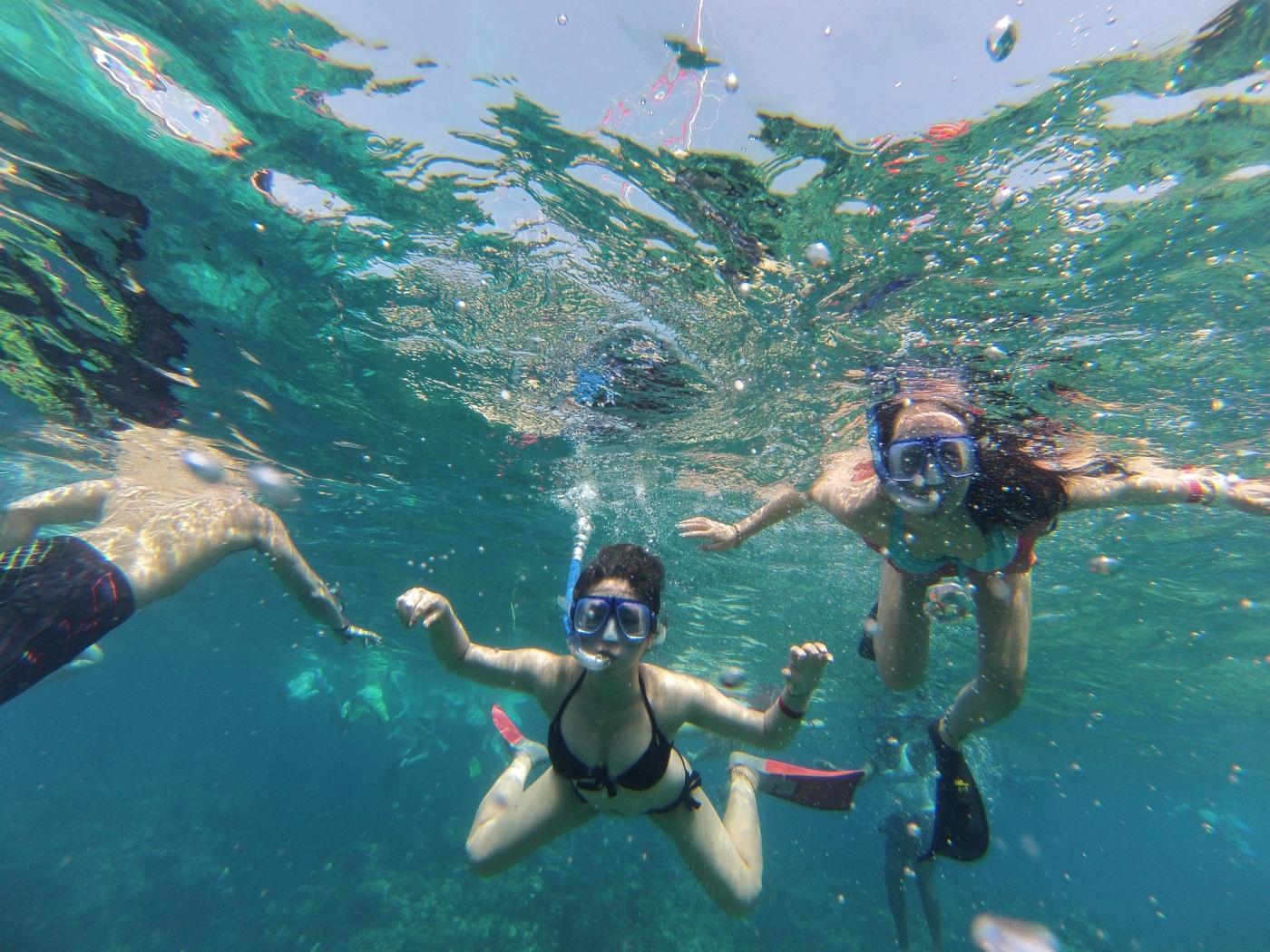 【原创】女儿的留学生活-----春假乘邮轮远航加勒比_图1-55