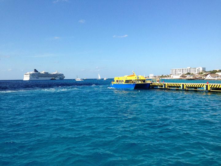 【原创】女儿的留学生活-----春假乘邮轮远航加勒比_图1-77