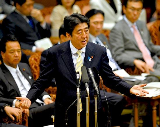 安倍已让日本成为亚洲最可怕的火药桶_图1-1