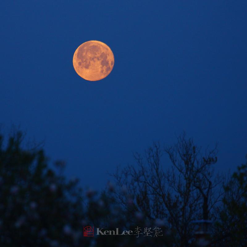 [Ken Lee] 《红月亮》_图1-2