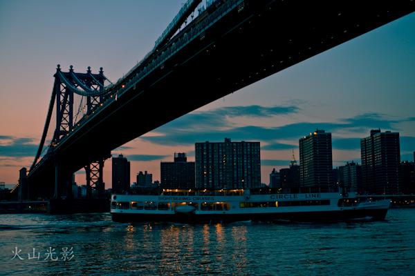 【火山光影】 纽约布鲁克林区春景图_图1-12
