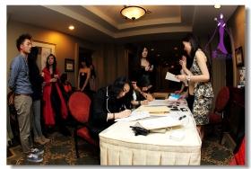 〖梦游摄影〗2013紐約華裔小姐選美大賽面试