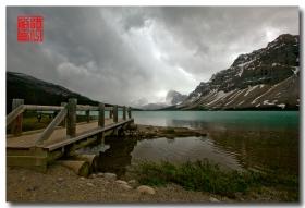 《原创摄影》:湖光山色洛基行 - 冰原大道