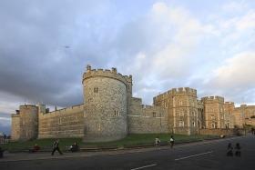 英國自由行 之 15 英皇室尊榮的溫莎堡