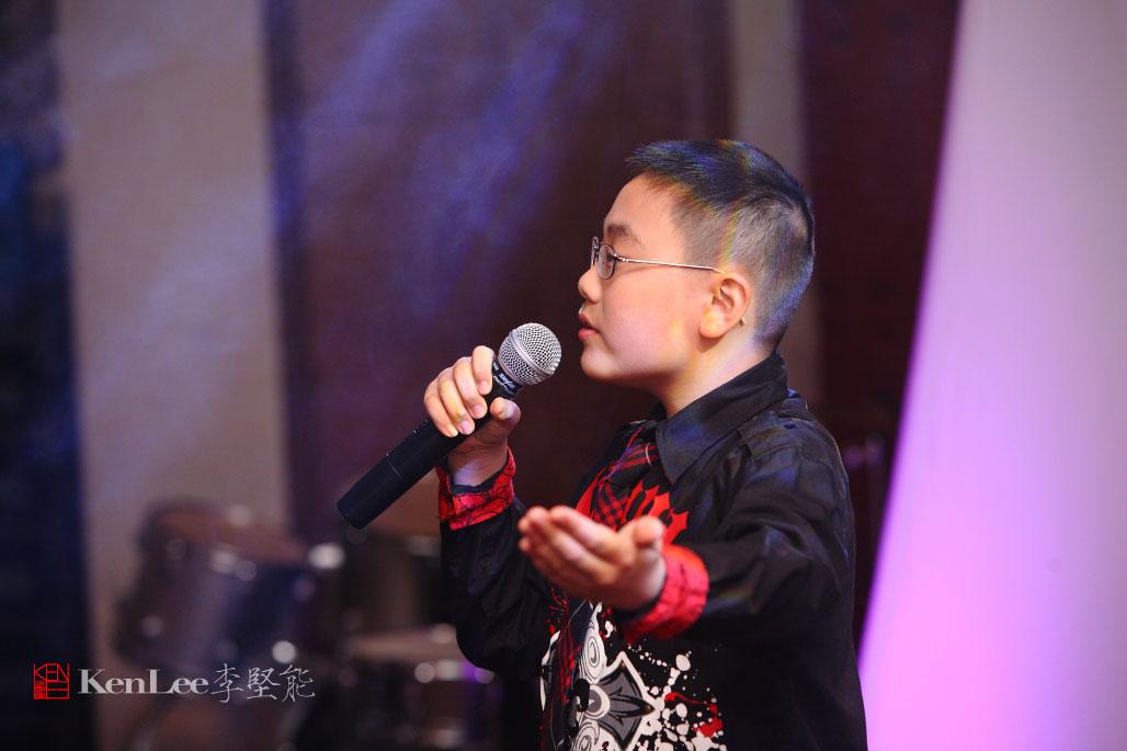 [Ken Lee] 法拉盛网好声音母亲节演唱会_图1-8