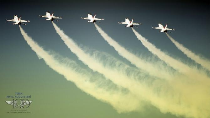 爱拍飞机-土耳其空军100周年庆奶牛, 论坛里也有和环球穷游小黎一样喜欢拍飞机的吗? ..._图1-3