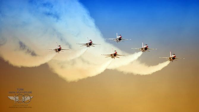 爱拍飞机-土耳其空军100周年庆奶牛, 论坛里也有和环球穷游小黎一样喜欢拍飞机的吗? ..._图1-4