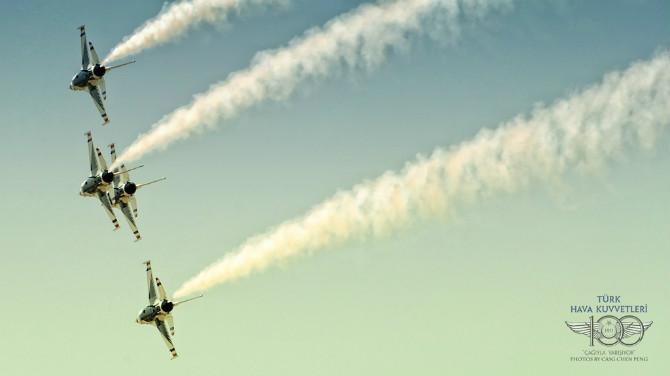 爱拍飞机-土耳其空军100周年庆奶牛, 论坛里也有和环球穷游小黎一样喜欢拍飞机的吗? ..._图1-6