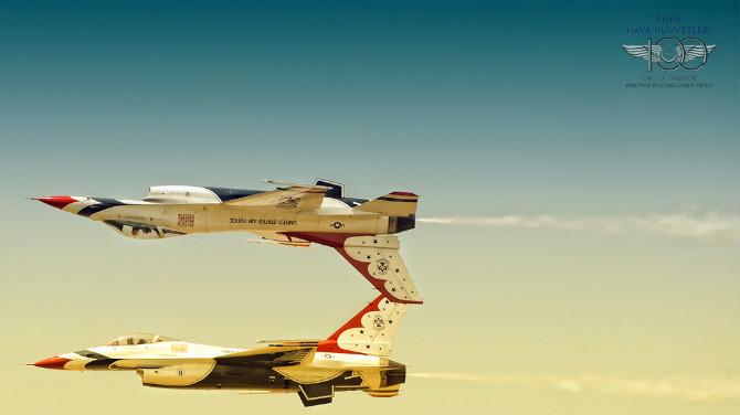 爱拍飞机-土耳其空军100周年庆奶牛, 论坛里也有和环球穷游小黎一样喜欢拍飞机的吗? ..._图1-14