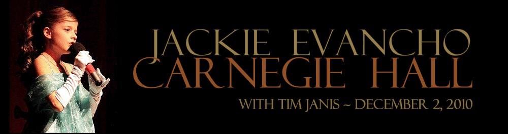 今又是《才艺双绝的Jackie Evancho》_图1-8