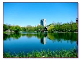 春满中央公园
