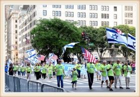 【star8拍攝】以色列日的五大道游行花絮