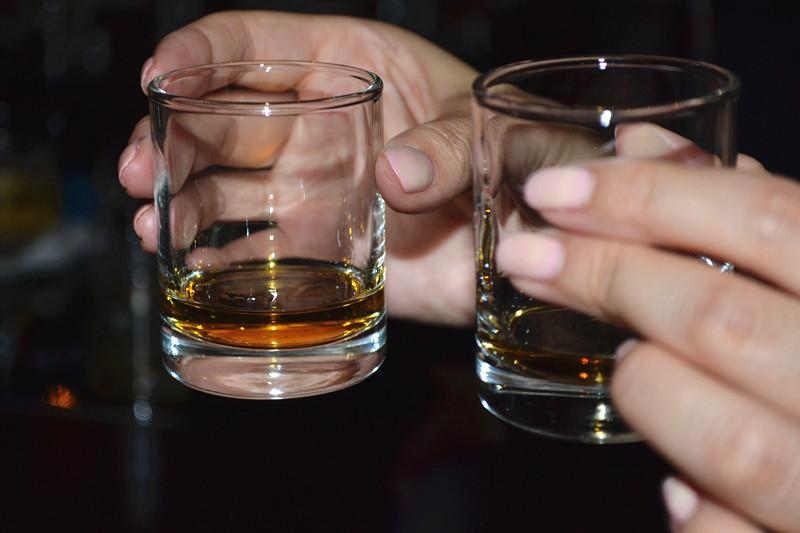 【美酒美食】Johnnie Walker威士忌品酒会_图1-10