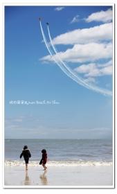 [纽约村嫂]童趣中的长岛海边航空展