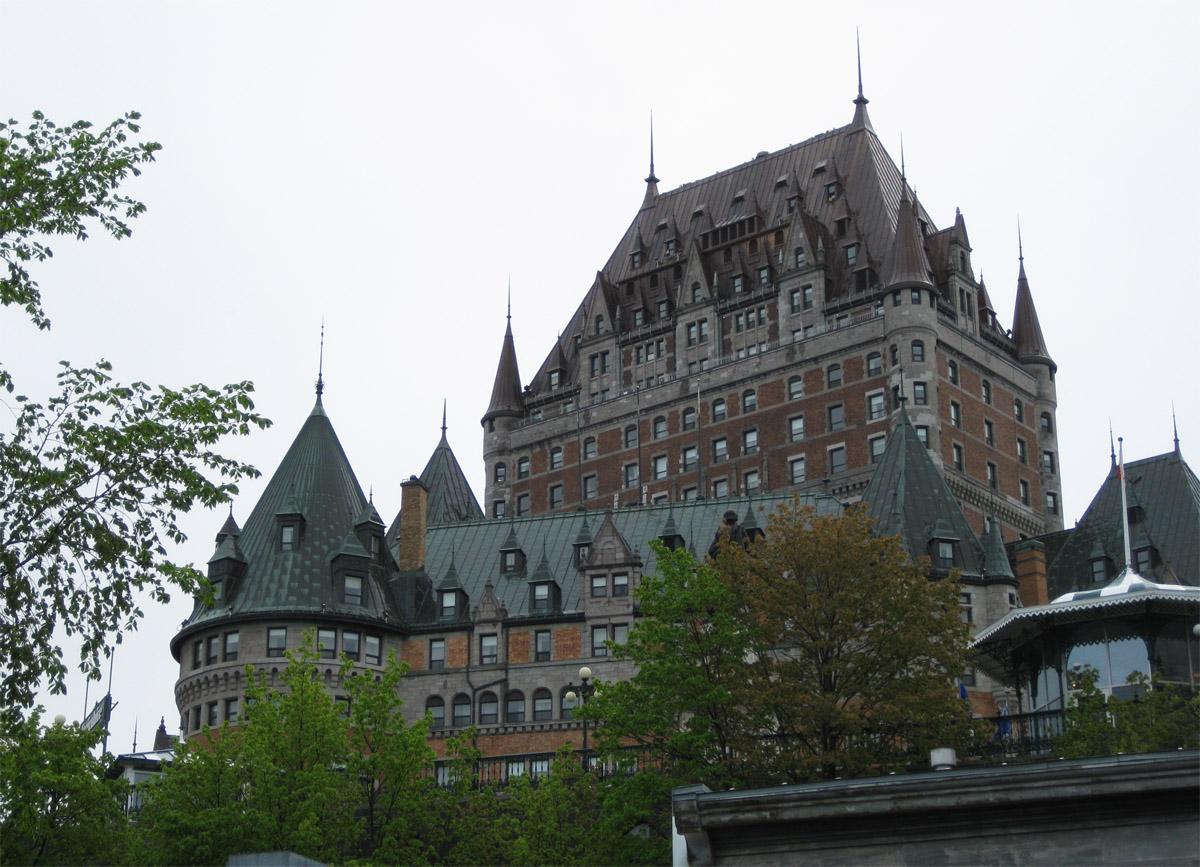 魁北克,曾经的新法兰西_图1-3